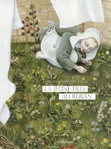 La jeune fille au ruban, V. Staraselski et A. Buguet, Seuil jeunesse, 2015